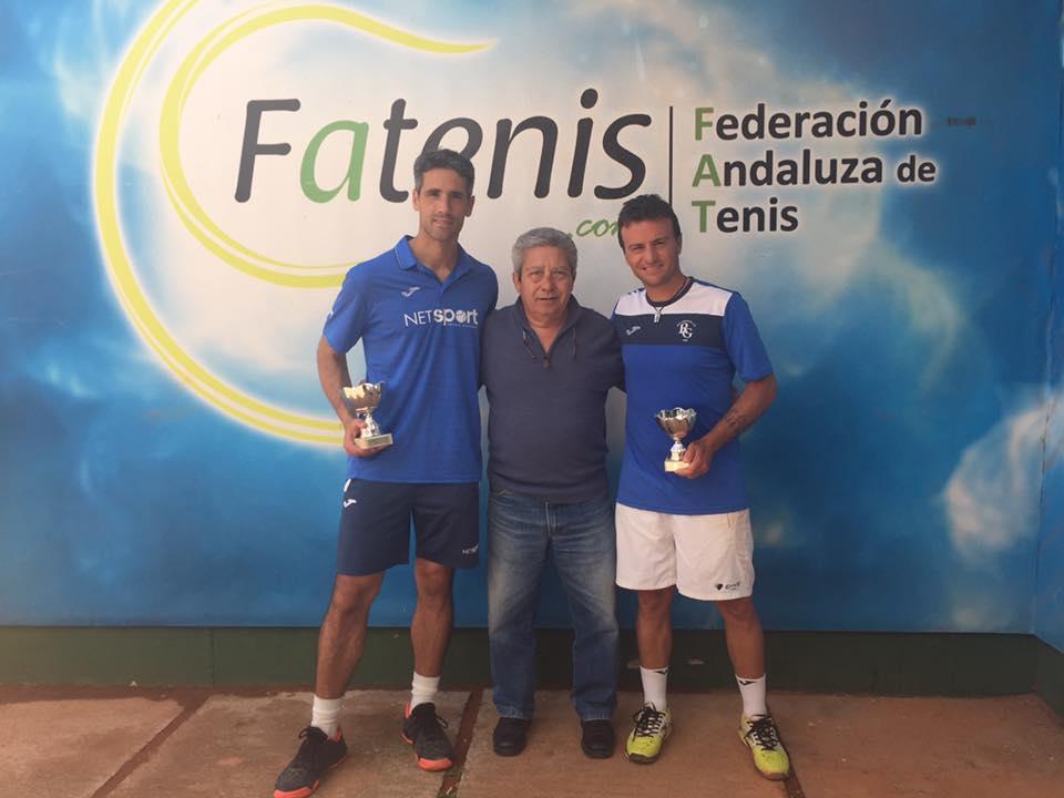 campeón y subcampeón provincial sevilla +35