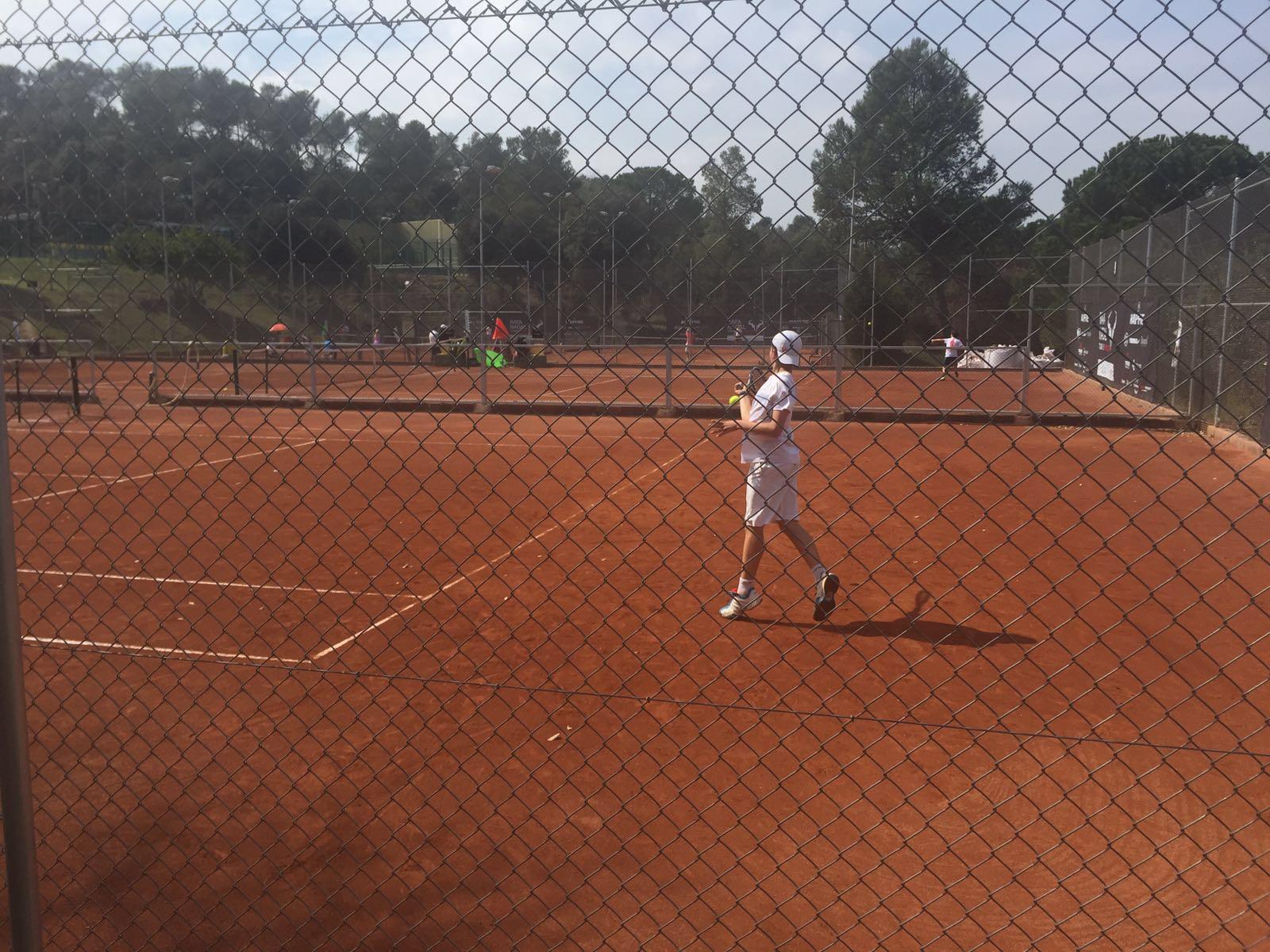 Germán cuartos de final Rafa Nadal Tour