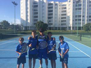 semifinal campeonato andalucía alevín