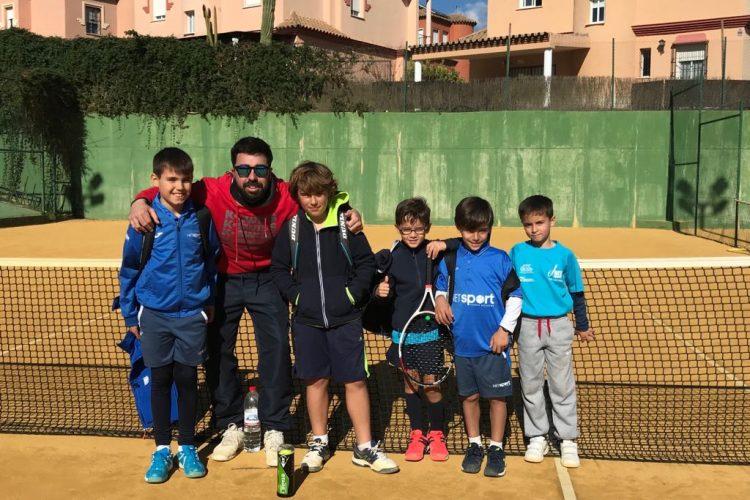 Luces y sombras en la segunda jornada del Campeonato de Andalucía por equipos